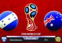Soi kèo bóng đá Honduras vs Úc 05h00, ngày 11/11 Vòng Loại World Cup 2018