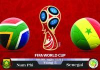 Soi kèo bóng đá Nam Phi vs Senegal 00h00, ngày 11/11 Vòng Loại World Cup 2018