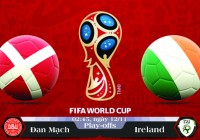 Soi kèo bóng đá Đan Mạch vs Ireland 02h45, ngày 12/11 Vòng Loại World Cup 2018