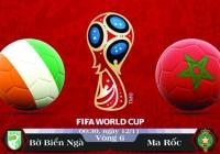 Soi kèo bóng đá Bờ Biển Ngà vs Ma Rốc 00h30, ngày 12/11 Vòng Loại World Cup 2018