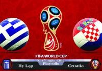 Soi kèo bóng đá Hy Lạp vs Croatia 02h45, ngày 13/11 Vòng Loại World Cup 2018