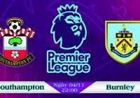Soi kèo bóng đá Southampton vs Burnley 22h00, ngày 04/11 Ngoại Hạng Anh