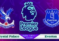 Soi kèo bóng đá Crystal Palace vs Everton 22h00, ngày 18/11 Ngoại Hạng Anh