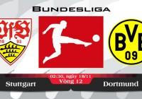 Soi kèo bóng đá Stuttgart vs Dortmund 02h30, ngày 18/11 Bundesliga