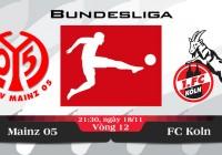 Soi kèo bóng đá Mainz vs FC Koln 21h30, ngày 18/11 Bundesliga