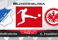 Soi kèo bóng đá Hoffenheim vs Eintracht Frankfurt 21h30, ngày 18/11 Bundesliga