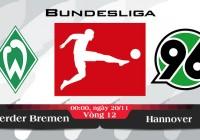 Soi kèo bóng đá Werder Bremen vs Hannover 00h00, ngày 20/11 Bundesliga