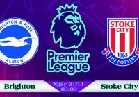 Soi kèo bóng đá Brighton vs Stoke City 03h00, ngày 21/11 Ngoại Hạng Anh