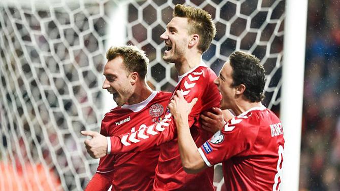 Nhận định, soi kèo Đan Mạch vs Ireland