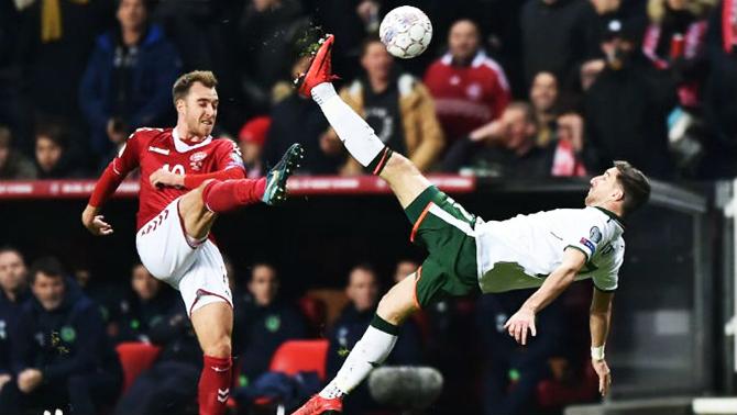 Nhận định, soi kèo Ireland vs Đan Mạch