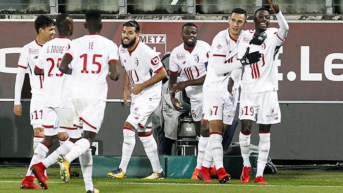 Nhận định, soi kèo Lille vs St Etienne
