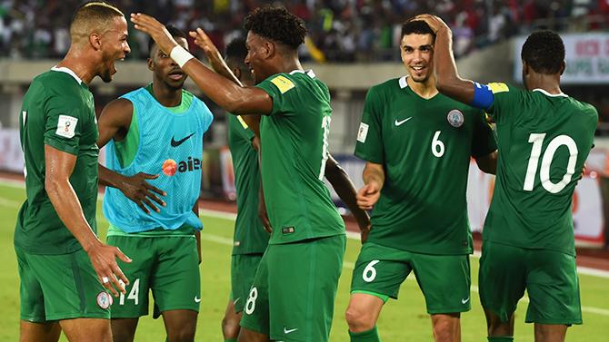 Nhận định, soi kèo Algeria vs Nigeria