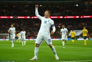 Wayne Rooney vẫn là sư tử đầu đàn dẫn dắt đội tuyển Anh tham gia Euro 2016