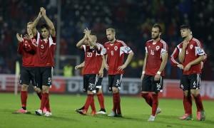 Euro 2016 là lần đầu tiên đội tuyển Albania tham dự VCK 1 kỳ Euro