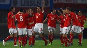 Đội tuyển Áo tham dự Euro 2016 với thành tích đầu bảng tại vòng loại