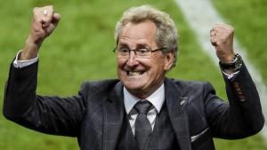 Đội tuyển Thụy Điển tham dự Euro 2016 dưới sự dẫn dắt của HLV Erik Hamren