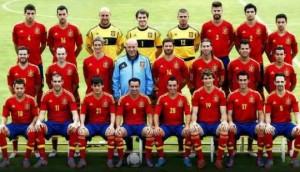 Tây Ban Nha là ứng cử viên kỳ vọng vô địch Euro 2016