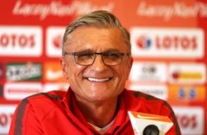 Đội tuyển Ba Lan tham dự Euro 2016 với sự dẫn dắt của HLV Adam Nawalka
