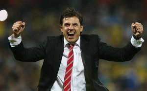 Đội tuyển Xứ Wales tham dự Euro 2016 với sự dẫn dắt của Chris Coleman
