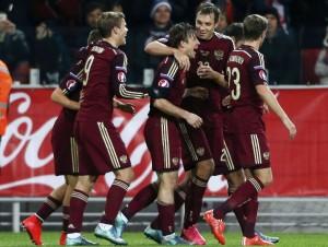Đội tuyển Nga tham dự Euro 2016 với thành tích nhì bảng ngoạn ngục