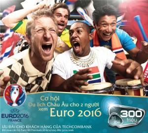 Du lịch và cá độ bóng đá Euro 2016 là nguồn thu khủng của Pháp
