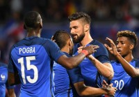 Trực tiếp Euro 2016 VTV3 HD online: Pháp vs Romania
