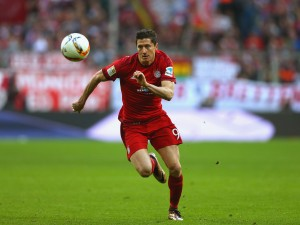 Đội tuyển Ba Lan tham dự Euro 2016 sở hữu chân sút Lewandowski
