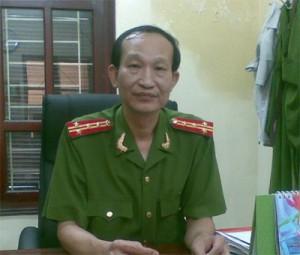 Trưởng phòng Phòng ngừa, Đấu tranh chống tệ nạn xã hội C45- Đại tá Lê Văn Tam