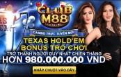 Hướng dẫn cách gửi tiền vào tài khoản M88 chơi cá cược