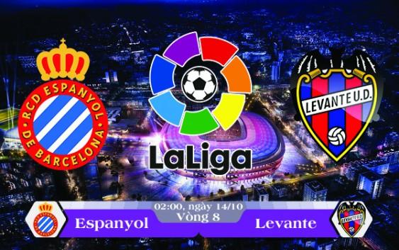 Soi kèo bóng đá Espanyol vs Levante 02h00, ngày 14/10 La Liga