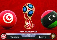 Soi kèo bóng đá Tunisia vs Libya 00h30, ngày 12/11 Vòng Loại World Cup 2018