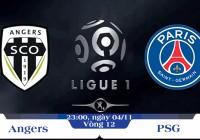 Soi kèo bóng đá Angers vs PSG 23h00, ngày 04/11 Vô Địch Quốc Gia Pháp
