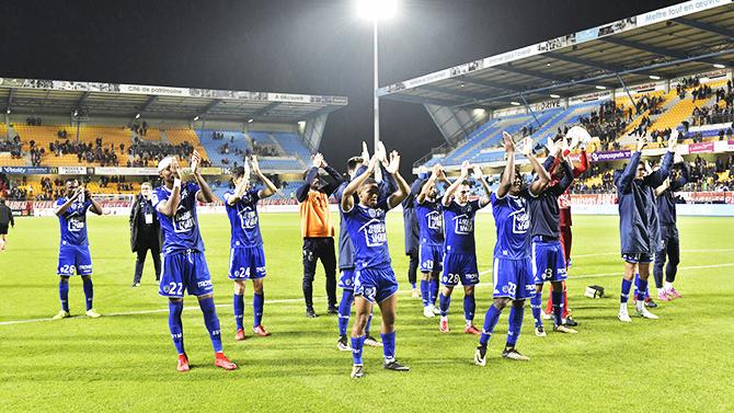 Nhận định, soi kèo Dijon vs Troyes